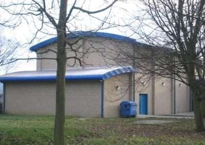 Oakley Cross sports hall