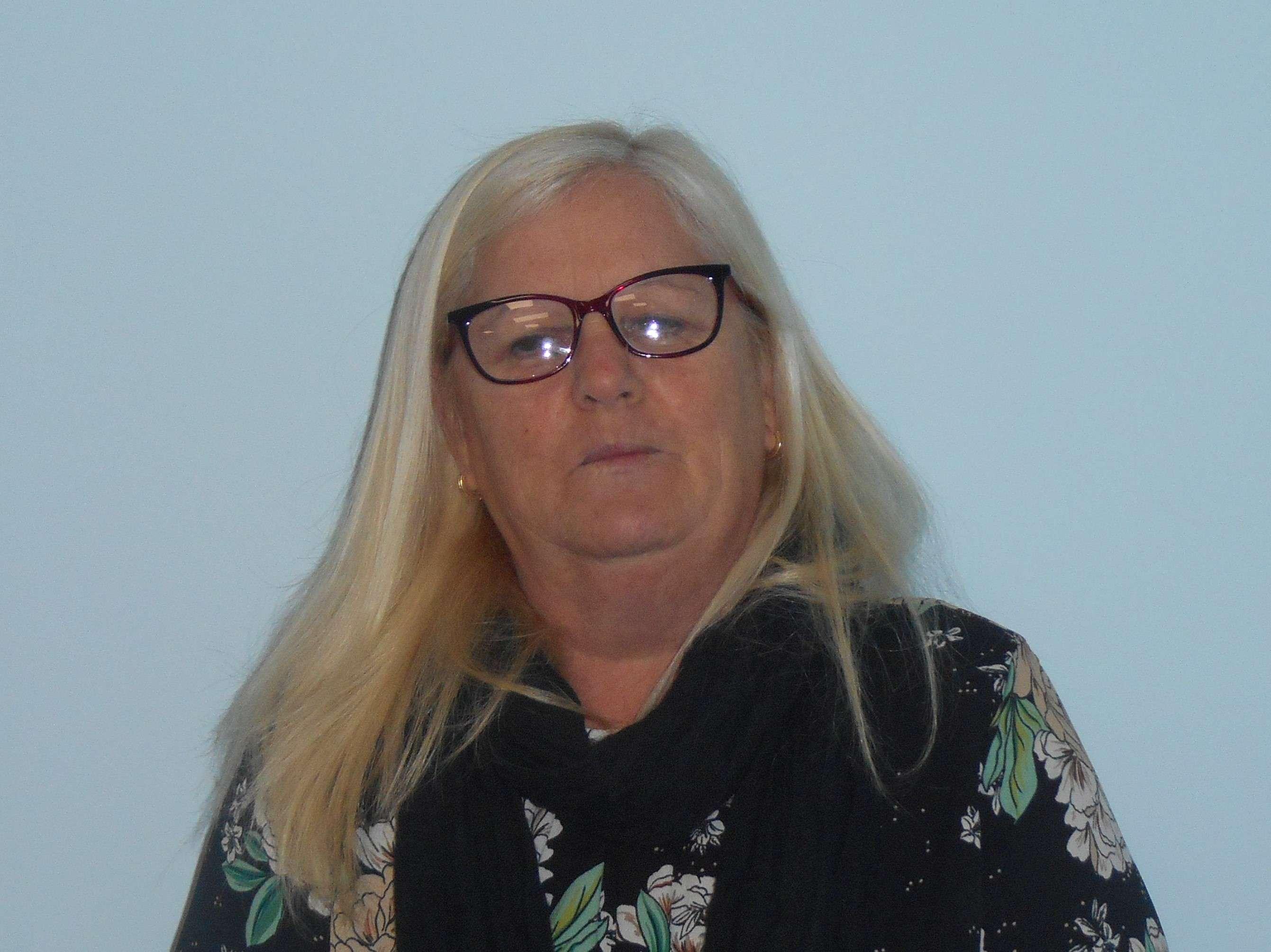 Councillor Jean Curl