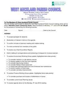 thumbnail of Agenda 110618